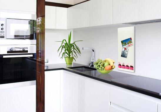 pinnw nde pinnwand lovely cupcakes inkl 5 pinnadeln. Black Bedroom Furniture Sets. Home Design Ideas
