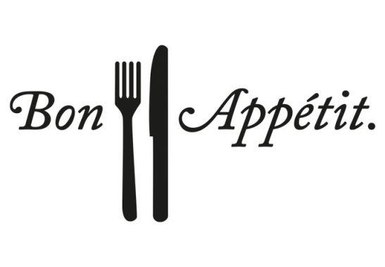 Muurstickers Keuken Bon Appetit : Muurstickers – Muursticker Bon Appetit
