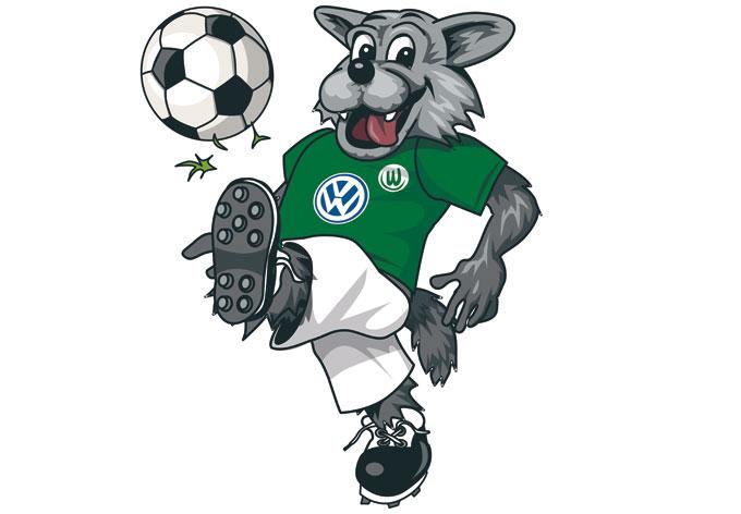 Enkelt tatt Wolfsburg