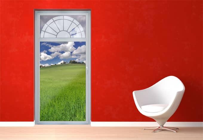 deko f r fenster und scheiben ornament 2 wall. Black Bedroom Furniture Sets. Home Design Ideas