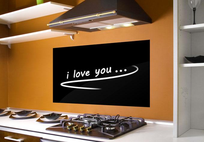 wandtattoo tafelfolie k che flur kinderzimmer dekorieren wall. Black Bedroom Furniture Sets. Home Design Ideas