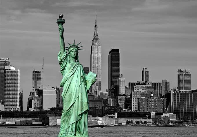 Хочешь увидеть Статую Свободы. 5-дневный тур в Нью-Йорк Открытие Америки со скидкой 40% от компании Твой Тур - Киев - купить куп