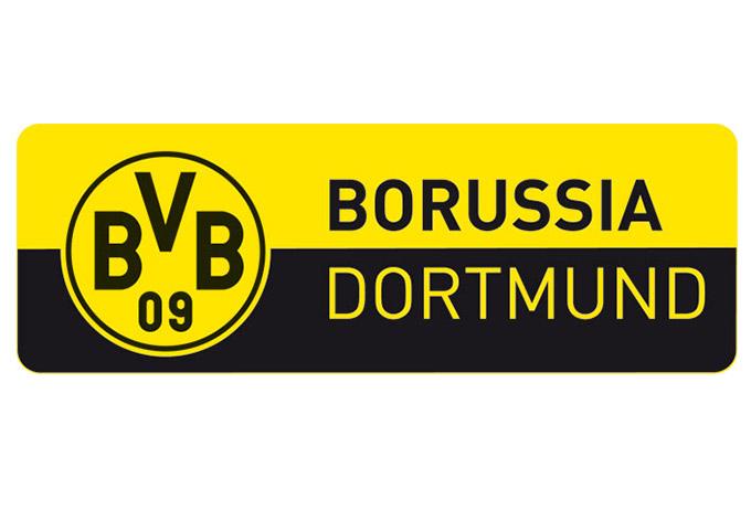 BVB Schriftzug Banner ...