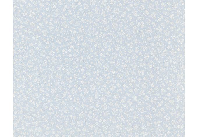 Pastel Blauw Slaapkamer : Patroonbehang A.S. Création Fleuri Pastel ...