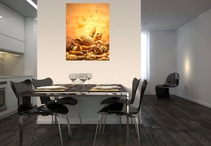wallprint backlust wandbilder f r die k che wall. Black Bedroom Furniture Sets. Home Design Ideas
