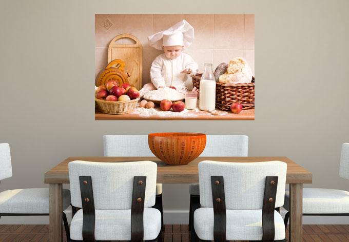 wallprint kleiner backprofi wandbilder f r die k che. Black Bedroom Furniture Sets. Home Design Ideas