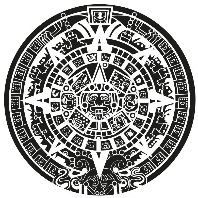 Kalender sternzeichen maya Die Sternzeichen