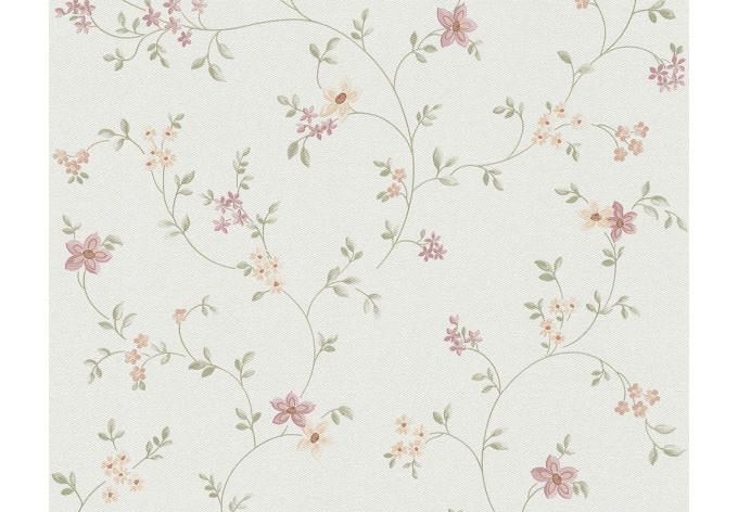 Fleuri Pastel 919267 91926-7 Création Vlies-Tapete Streifen A.S