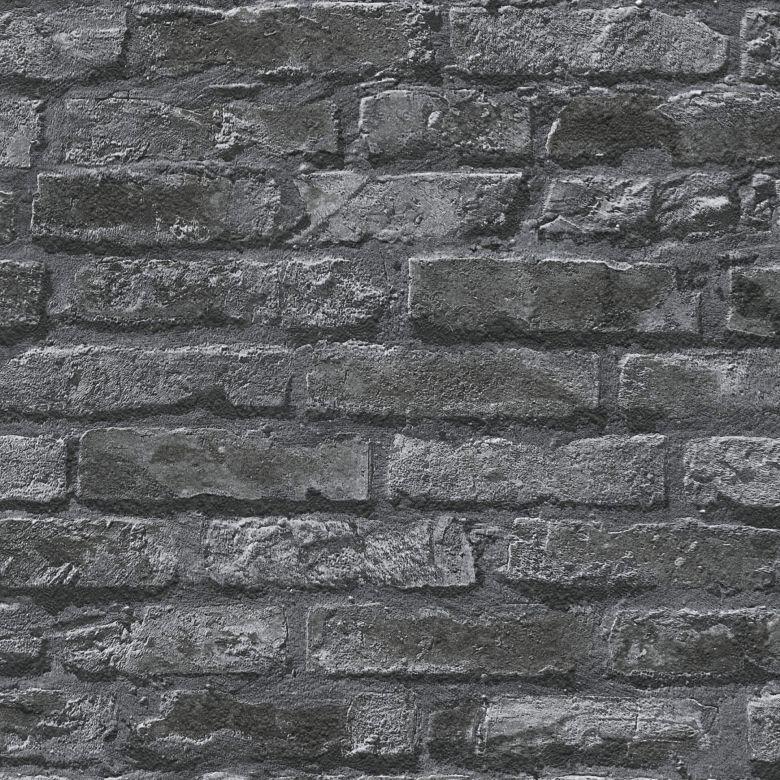 As Création Wallpaper Il Decoro Paper Wallpaper Vintage Brick