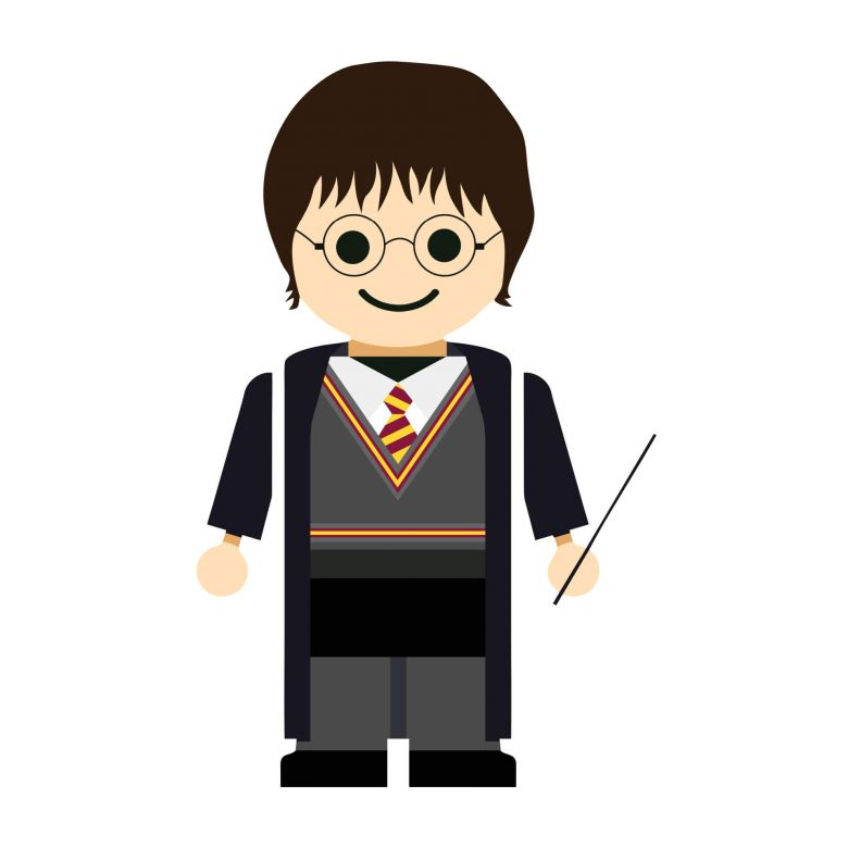 Wandtattoo Gomes Harry Potter Spielzeug Wall Art De