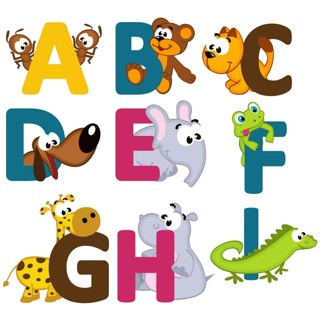 sticker mural pr nom alphabet anglais. Black Bedroom Furniture Sets. Home Design Ideas