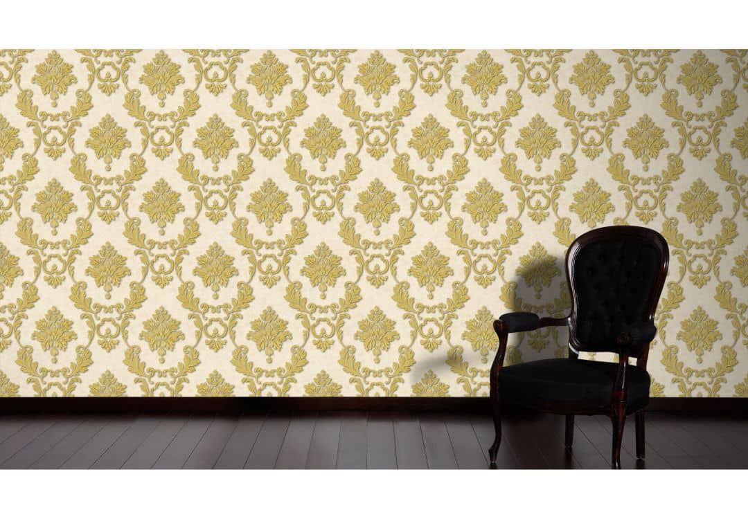 architects paper tapete luxury wallpaper 324223 creme metallic wall. Black Bedroom Furniture Sets. Home Design Ideas