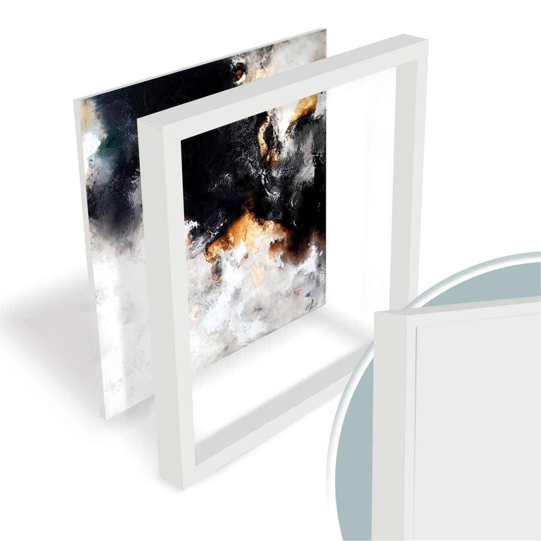 hartschaum wandbild fedrau das b se in mir wall. Black Bedroom Furniture Sets. Home Design Ideas