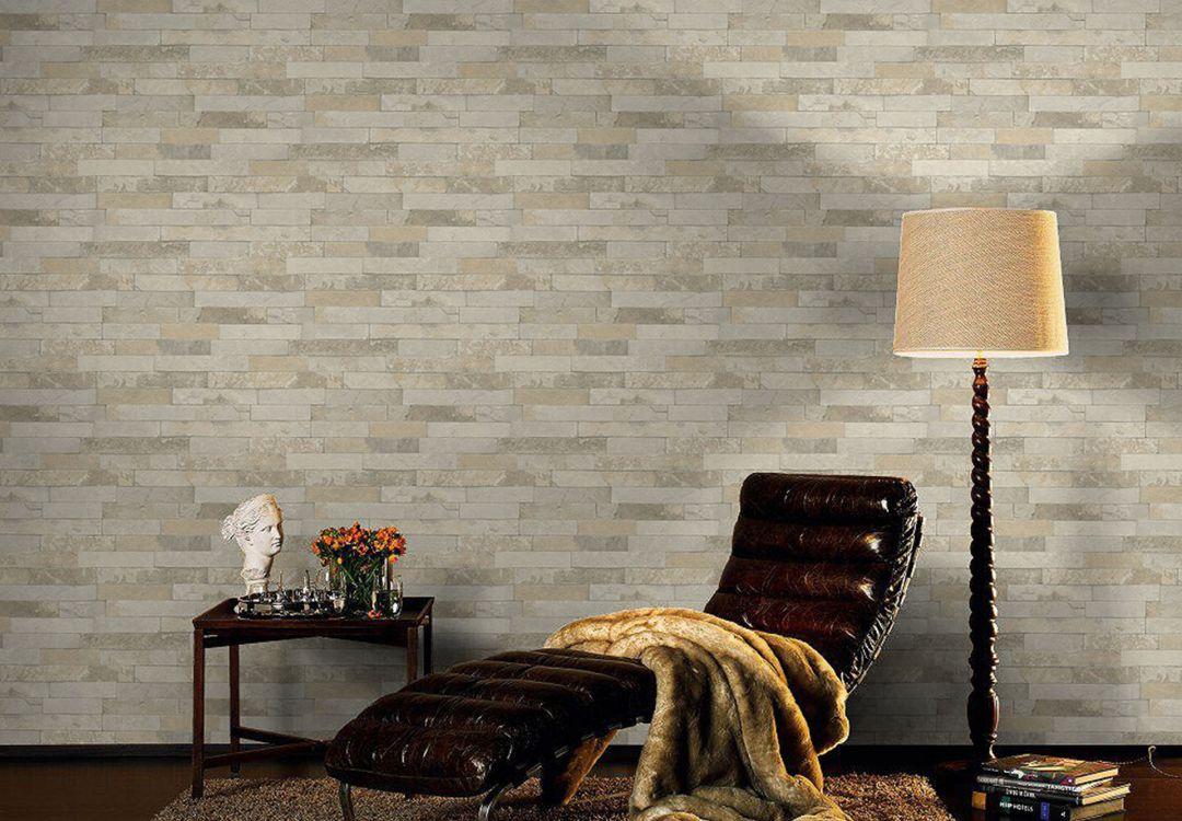 rasch vliestapete factory ii mauer 475111 beige wall. Black Bedroom Furniture Sets. Home Design Ideas