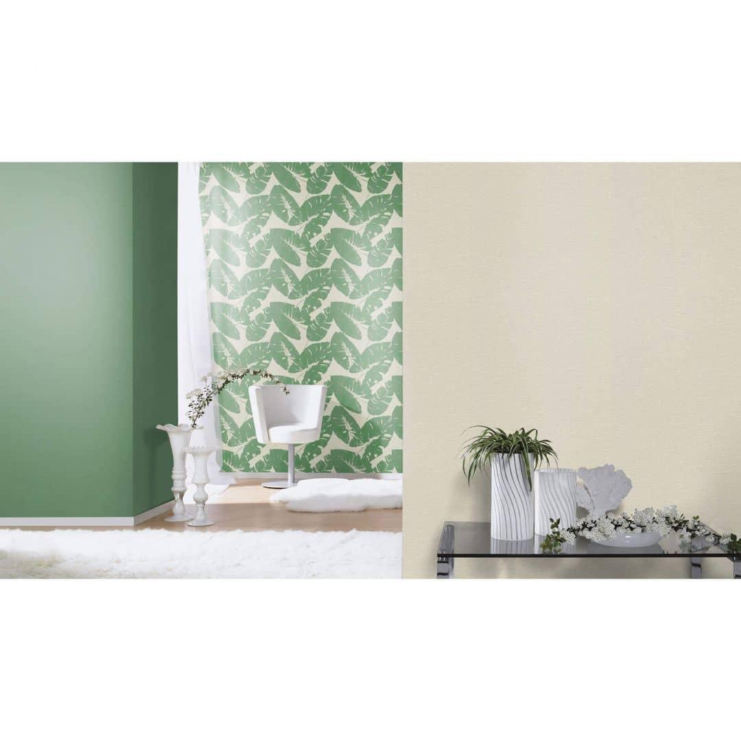 rasch tapete hotspot nat rlich gr n oliv mint 805222 wall. Black Bedroom Furniture Sets. Home Design Ideas