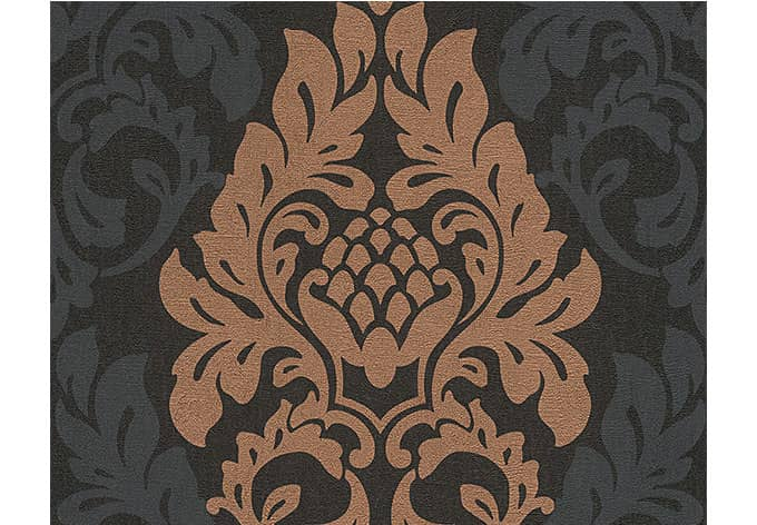 A s cr ation mustertapete tapete fleece royal 961903 for Fleece tapete
