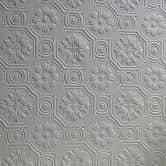 Anaglypta® Supaglypta Spencer viktorianische Vliestapete überstreichbar, weiß