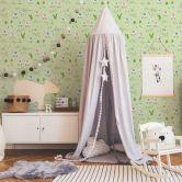 A.S. Création PVC-freie Vliestapete Boys & Girls 6 Tapete mit Lamas grün