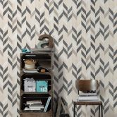 A.S. Création Vliestapete Authentic Walls 2 Tapete in Holz Optik beige, schwarz, braun