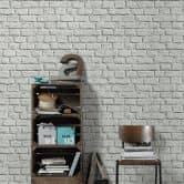 Livingwalls papier peint intissé Metropolitan Stories papier peint Anke et Daan Amsterdam gris;blanc
