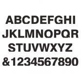 Dekobuchstaben 20 cm Buchstabenhöhe