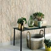 ELLE Decoration Vliestapete beige