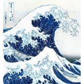 FotomuraleHokusai - La grande onda