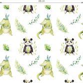 Mustertapete - Kvilis - Indian Animals