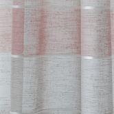 Homing Fertigschal mit verdeckten Schlaufen Robin rose -  2,45 x 1,4 m