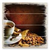 Holzbild-Set Coffee (3-teilig)