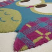 Kinderteppich Sona 2054 Elfenbein / Pink 160cm x 230cm