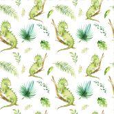 Möbelfolie Kvilis - Der Leguan