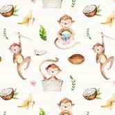 Möbelfolie Kvilis - Monkeys 01