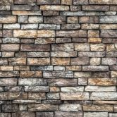 Möbelfolie Rustikale Natursteinmauer