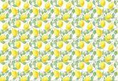 Möbelfolie Watercolour Lemons