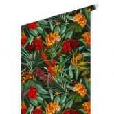 Mustertapete UN Designs - Tropische Blüten