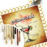 Poster Cosmopolitan - Rezept