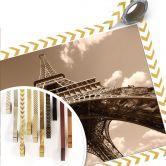 Poster - Torre Eiffel in prospettiva
