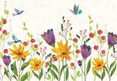 Spritzschutz Blanz - Blütenpoesie