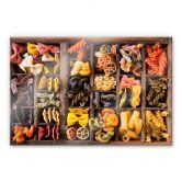 Pannello paraschizzi - Collezione di pasta