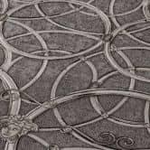 Versace wallpaper Vliestapete La Scala del Palazzo Tapete metallic, grau