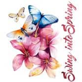 Wandtattoo Kristina Kvilis - Springtime 03