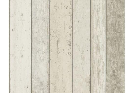 Mustertapeten - A.S. Création holzoptik Tapete New England ...