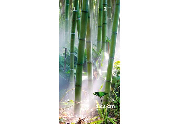 Selbstklebende Tapete Vlies : Fototapete Bamboo Forest von K&L Wall Art wall-art.de