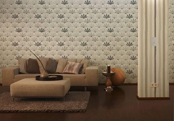 sch ner wohnen tapete wasserblau signalgrau signalwei silberfarben wall. Black Bedroom Furniture Sets. Home Design Ideas