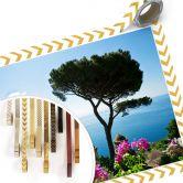 Poster Blick auf die Amalfiküste