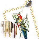 Poster Bonte Vogels