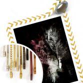 Poster Hugonnard - Wild Explosion: Elefant 02