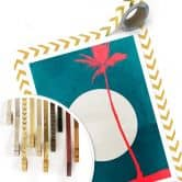 Poster Kubistika - Sogno caraibico
