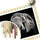 Poster Meermann - Der Elefant